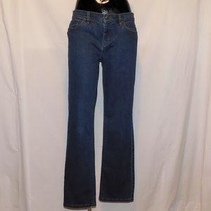 Modern Straight Leg Jeans LRL